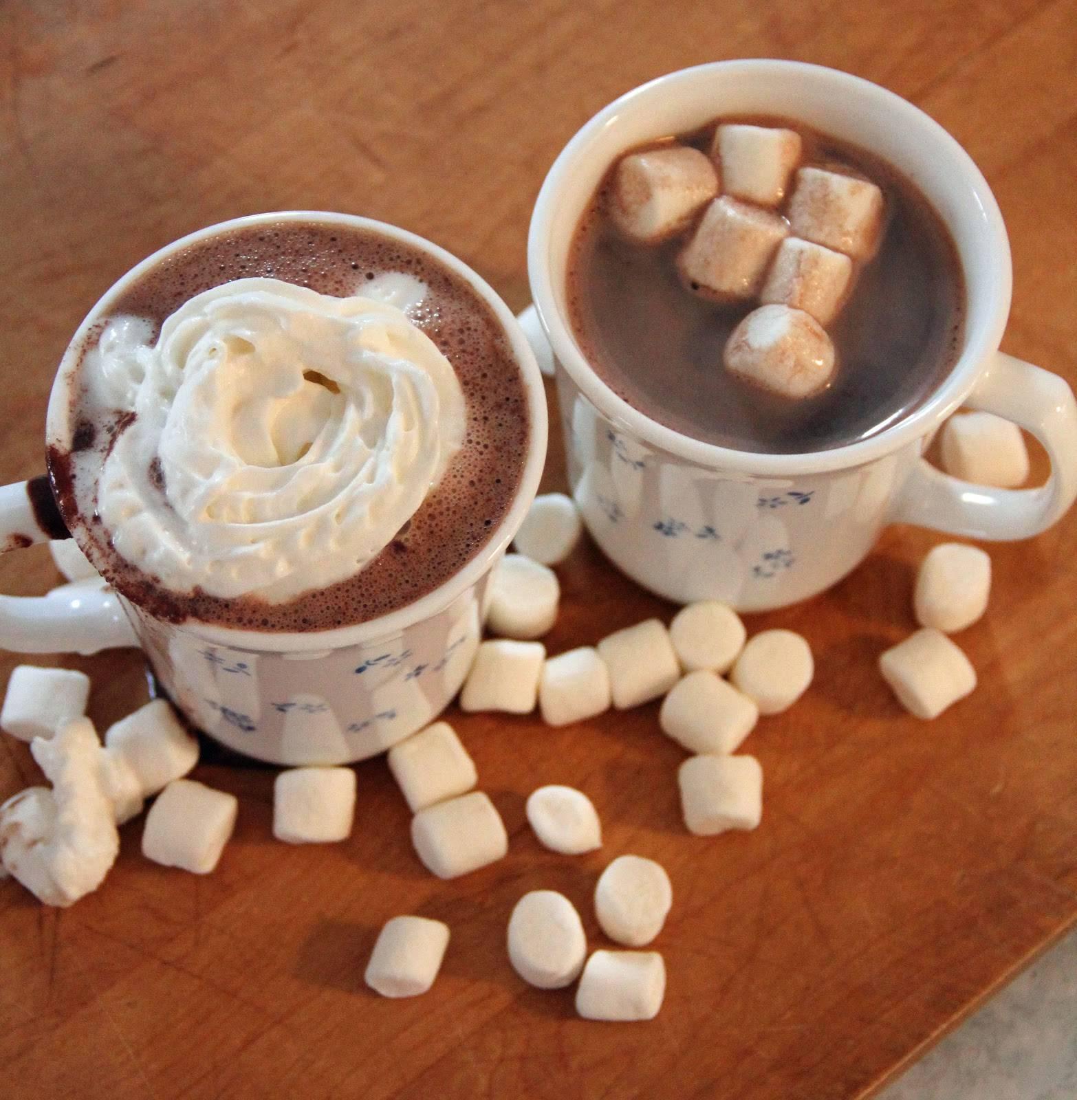 Как приготовить кофе с зефирками маршмеллоу