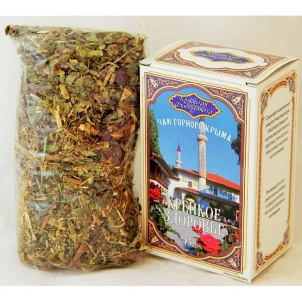 Вся сила крымского солнца в ароматных чайных сборах