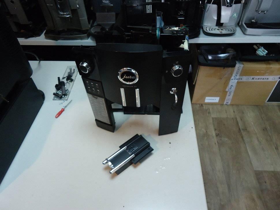 Jura f50 и f55 impressa classic: премиальное качество и солидный дизайн из швейцарии от эксперта