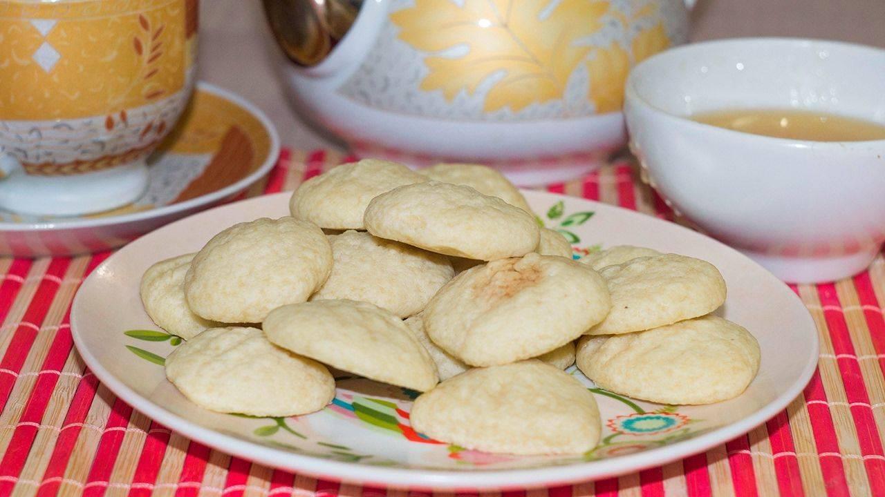 12 рецептов печенья к чаю на скорую руку