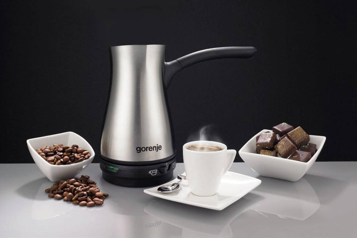 Электрическая турка с автоматическим отключением | турка для кофе