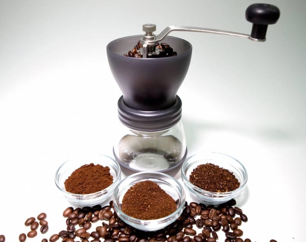 Как помолоть кофе в зёрнах без кофемолки