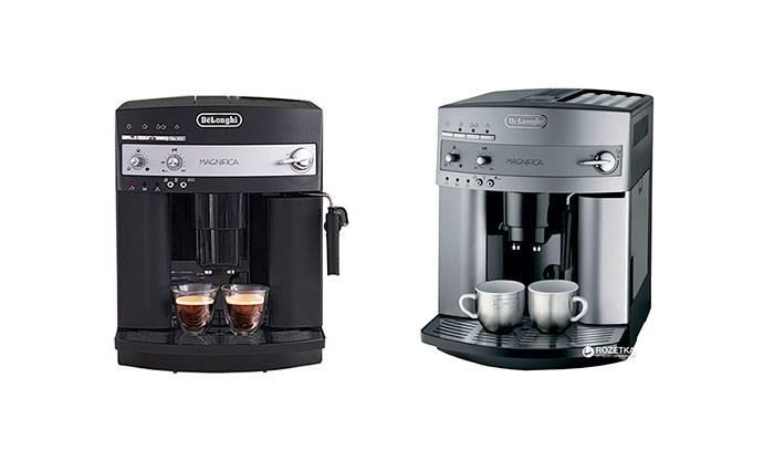 Кофемашины delonghi: обзор лучших моделей