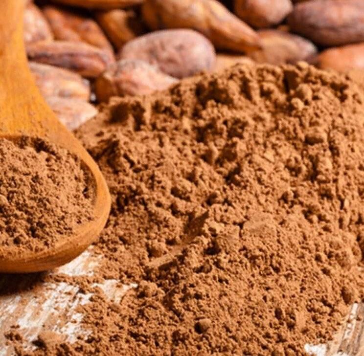 Какао тертое и какао-порошок: отличия, польза и вред, как использовать