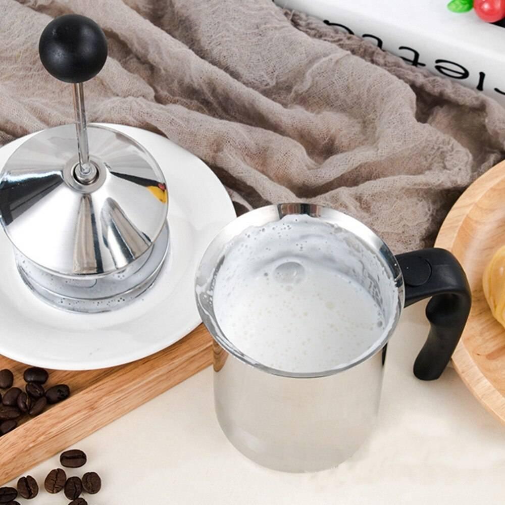 Способы взбить молоко для кофе капучино