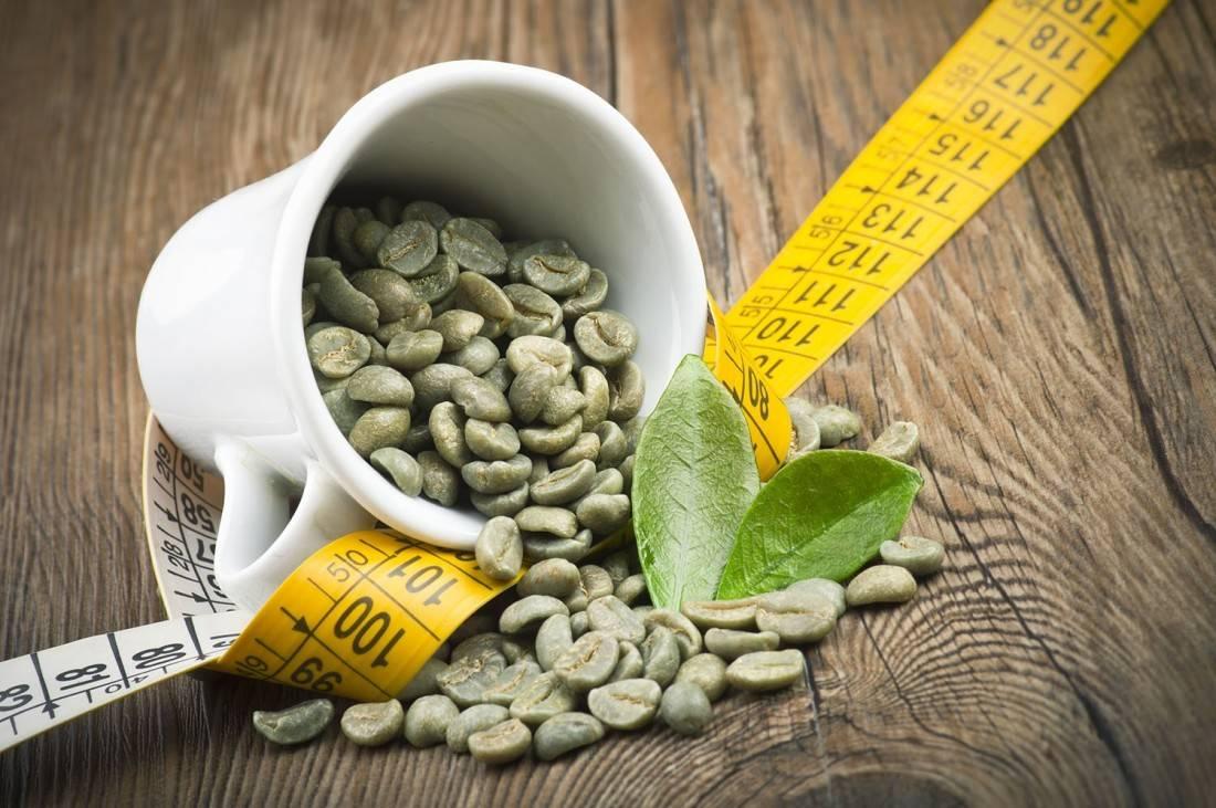 Зеленый кофе в зернах: польза и вред. зеленый кофе для похудения.
