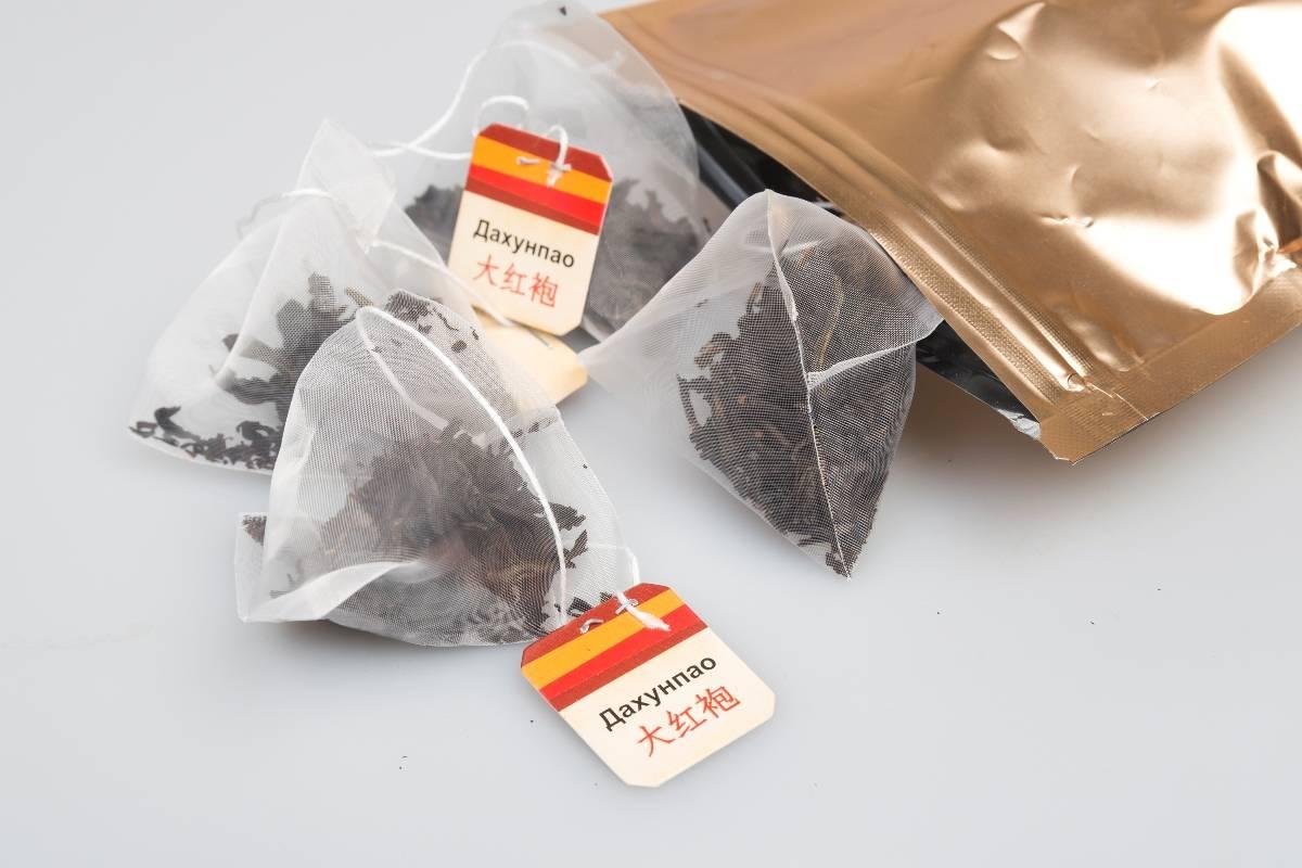 Польза и вред чая в пакетиках, лучший пакетированный чай