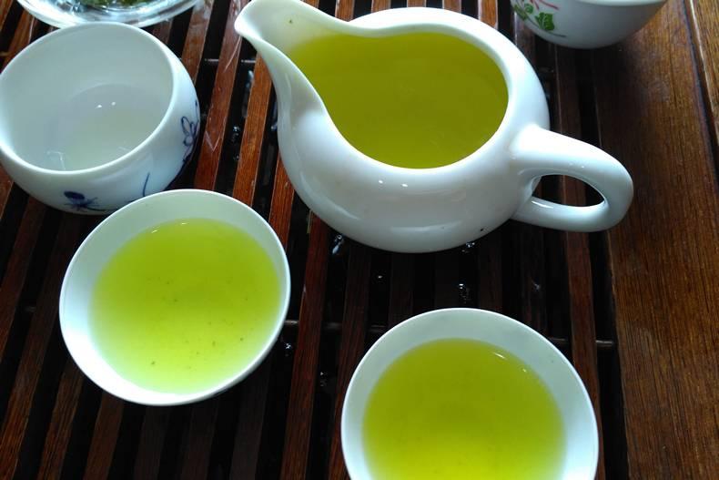 Японский чай: основные сорта, особенности каждого вида