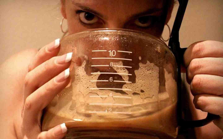 Зависимость от кофе 16 признаков кофемании
