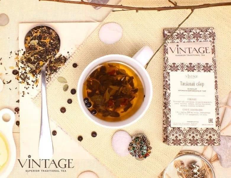 Чай и кофе винтаж: отзывы о чайной компании, ассортимент