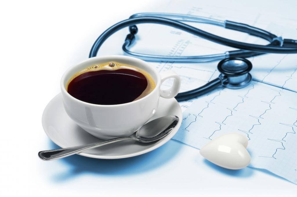 Поднялось давление после кофе | здоровье сердца