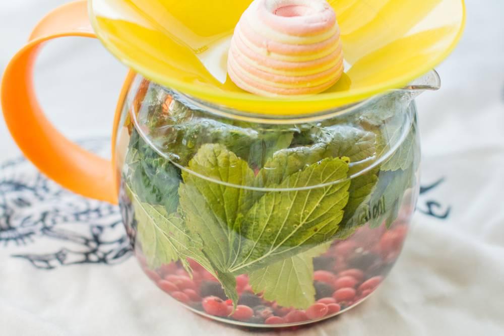 Чай из листьев малины: польза и возможный вред