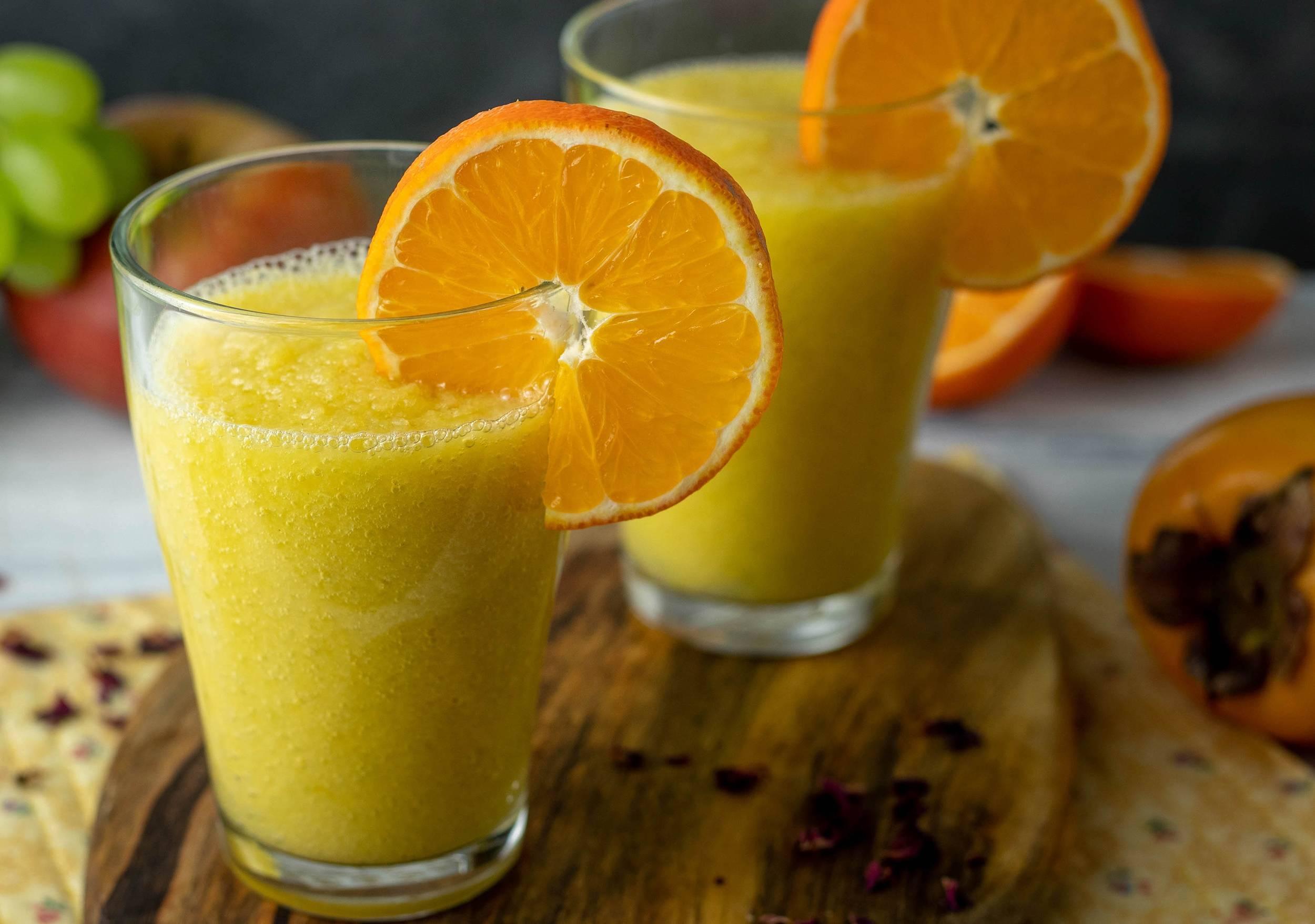 Смузи с грейпфрутом: рецепты для блендера в домашних условиях
