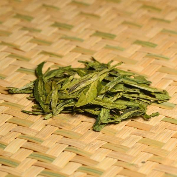 Чай лун цзин «колодец дракона»