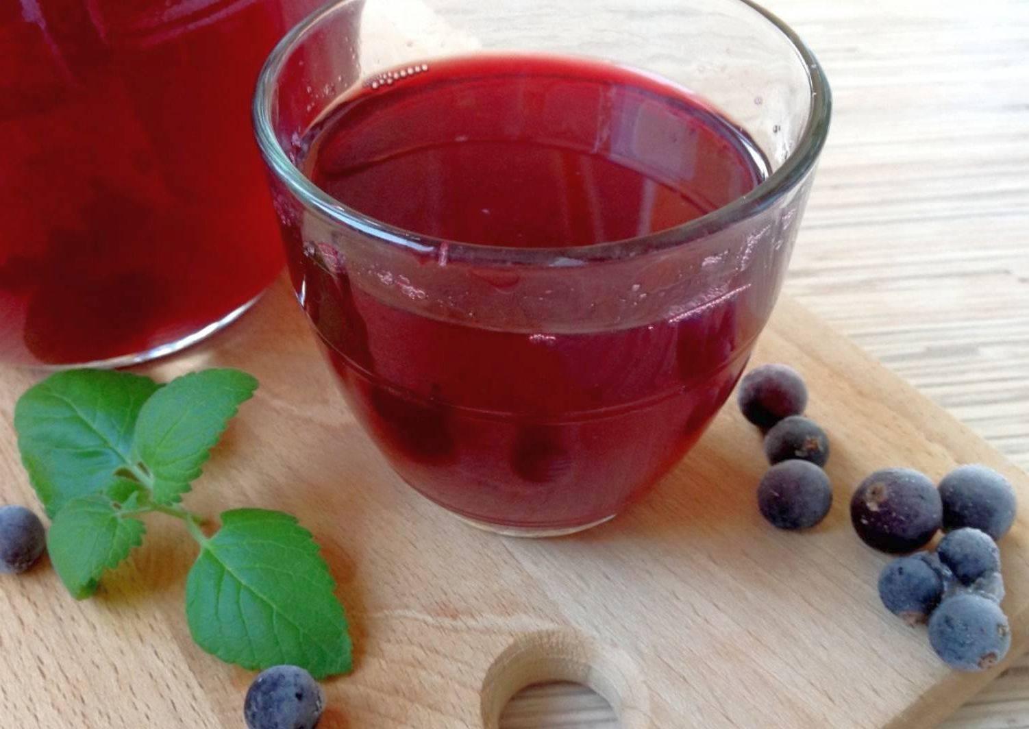 Компот из замороженной красной смородины: рецепт с фото. как варить компот из красной смородины?