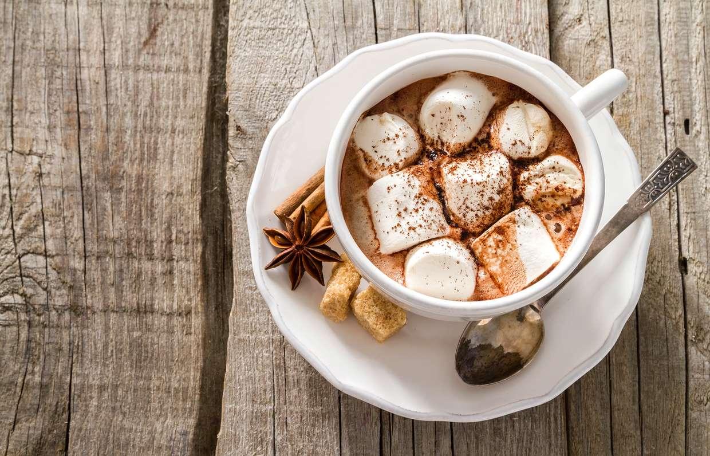 Какао с маршмеллоу: рецепты приготовления, фото, как добавлять маршлемки