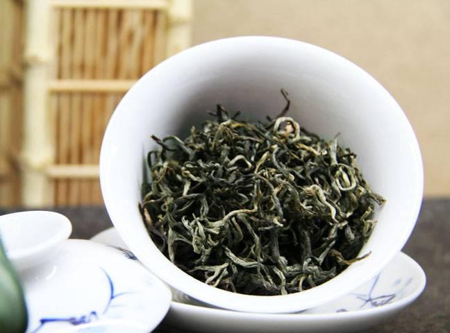 Как заваривать китайский зеленый чай хуаншань маофэн