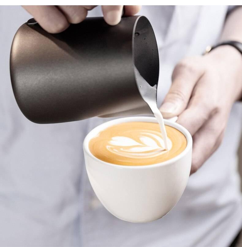 Молоко для кофемашины и капучино: какая жирность и какое лучше