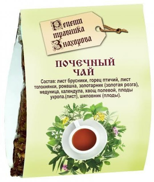 Почечный чай: состав, применение, полезные свойства