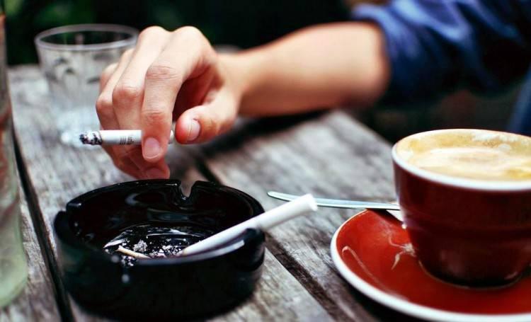 Вот почему трудно бросить курить - это запах кофе и неправильная еда. как курение влияет на организм человека