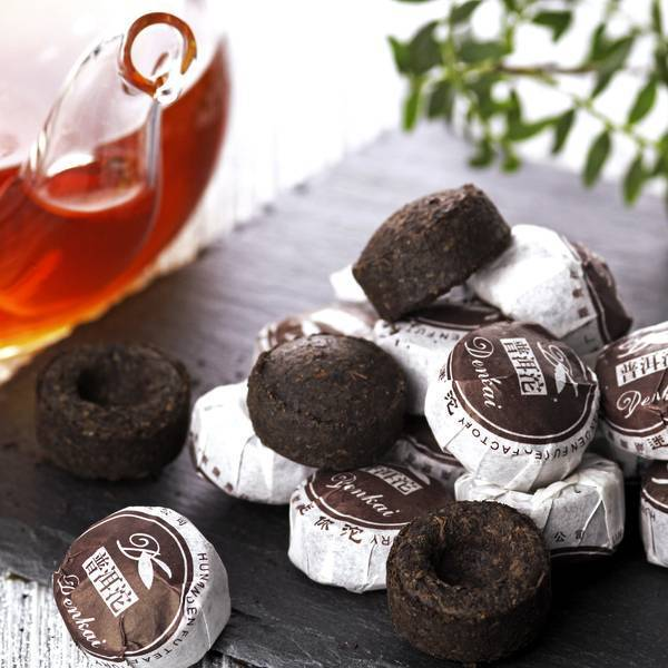 Что за чай пуэр Туо Ча и как его заваривать