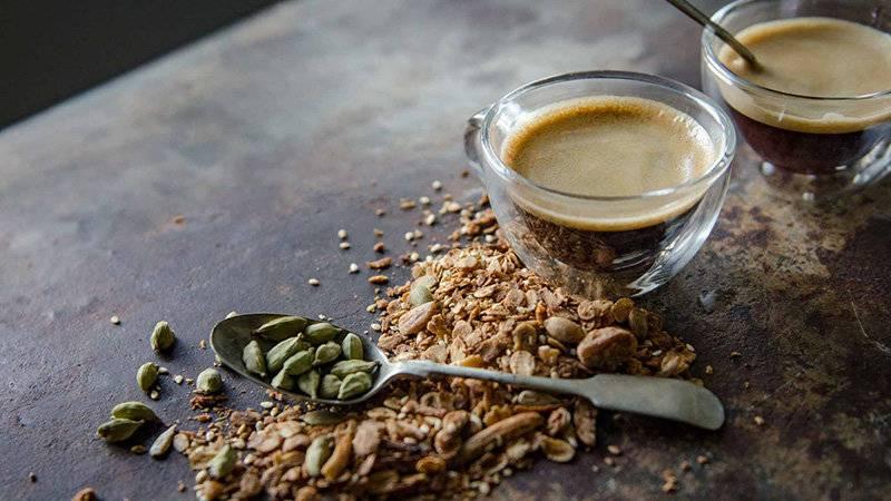 Ароматный кофе с кардамоном: 3 рецепта с фото и видео