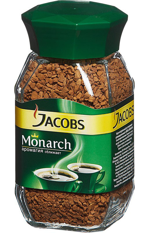 Кофе якобс монарх: история бренда jacobs monarch, ассортимент