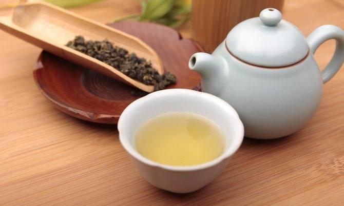 Молочный улун – чай для счастливых людей