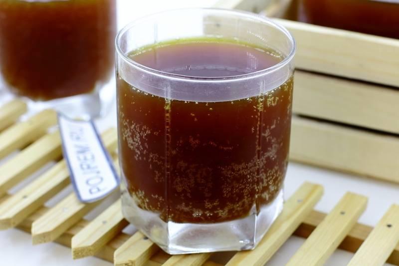 Квас из ржаного солода - пошаговый рецепт
