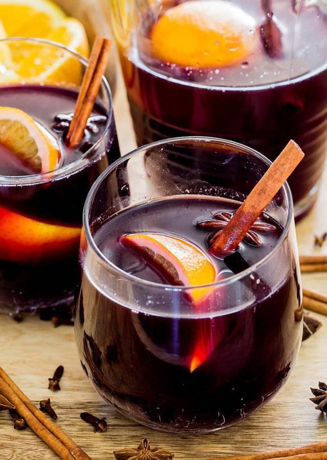 Безалкогольный глинтвейн: рецепт, как приготовить в домашних условиях