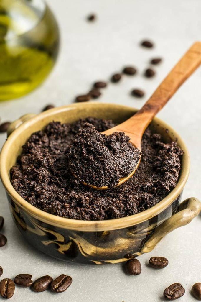 Рецепты и способы использования скраба из кофейной гущи