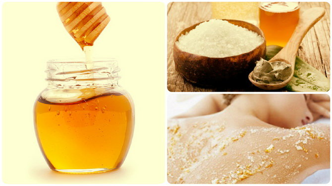 Обертывание с медом и кофе - рецепт процедуры в домашних условиях
