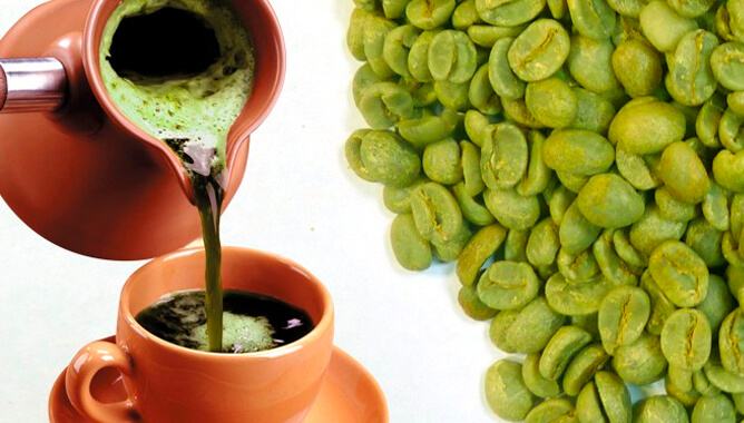 Интересные факты о зеленом кофе