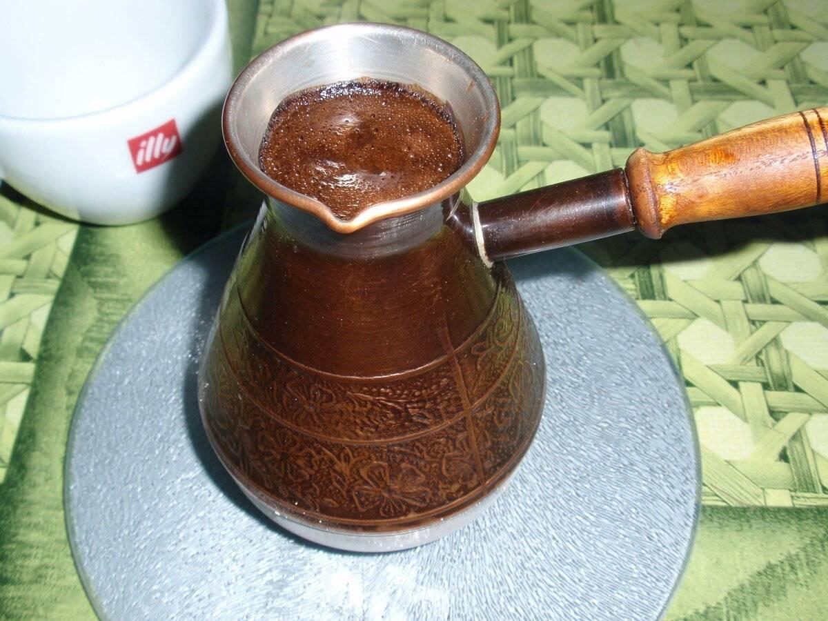 Кофе без турки – вкусное угощение на вашем столе