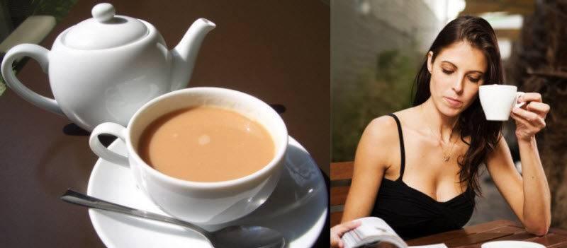 Кофе с молоком - польза или вред - мифы и реальность