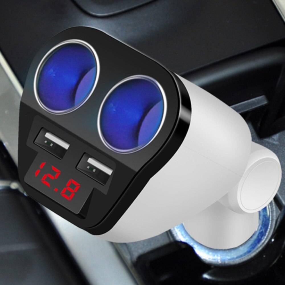 Как правильно подключить прикуриватель в машине