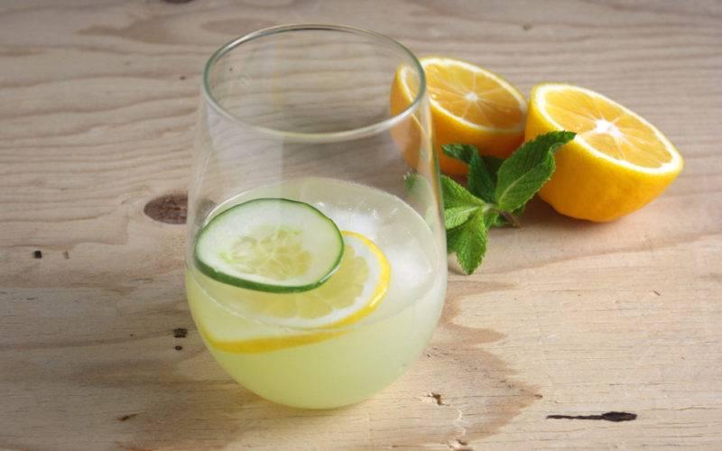 Домашний лимонад из лимонов, ягод и фруктов. как приготовить вкусный освежающий напиток