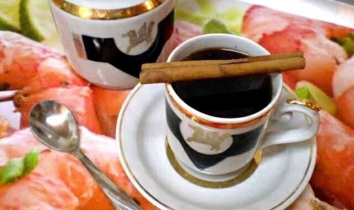 Кофе с корицей для похудения: полезные рецепты