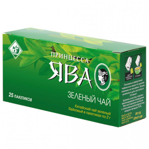 Отзывы чай принцесса ява чай китайский зелёный байховый р пакетиках по 25 г. » нашемнение - сайт отзывов обо всем