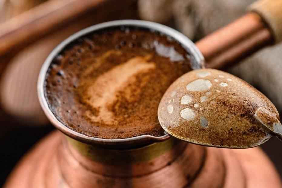 Как сварить кофе с пенкой в турке – рецепт и секреты вкуса