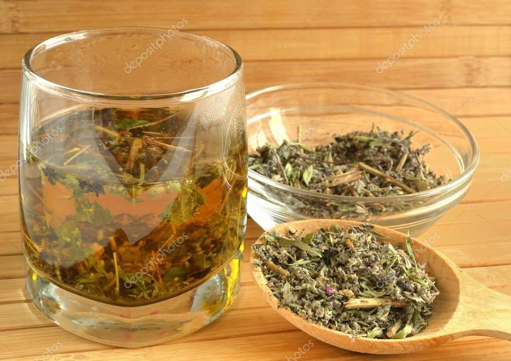 Витаминный чай: сбор, хранение, приготовление и польза