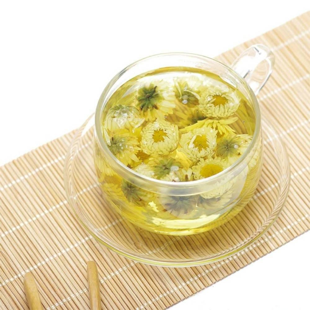 Чай из цветков хризантемы: полезные свойства и рецепты