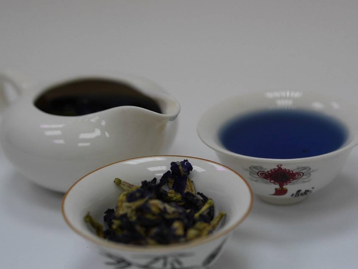 Синий чай из таиланда: все о полезных свойствах и как заваривать   tailand-gid.org