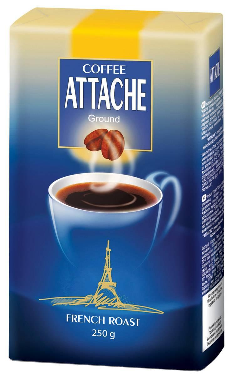 Attache (атташе)