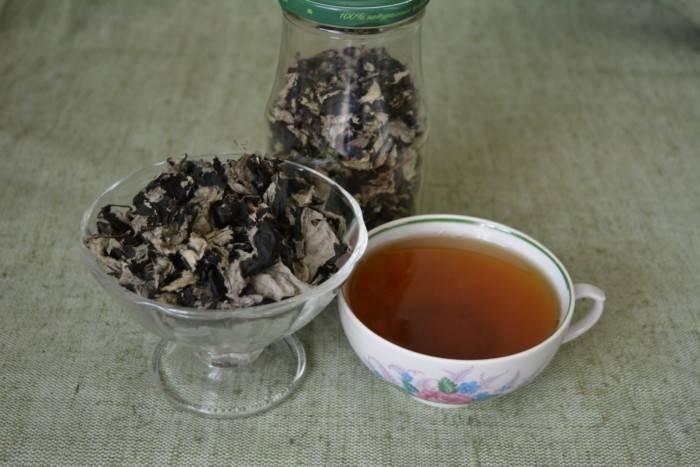 Чай из листьев малины: как правильнно приготовить