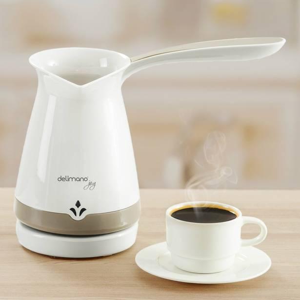 Электрическая турка для кофе с автоотключением, преимущества и недостатки