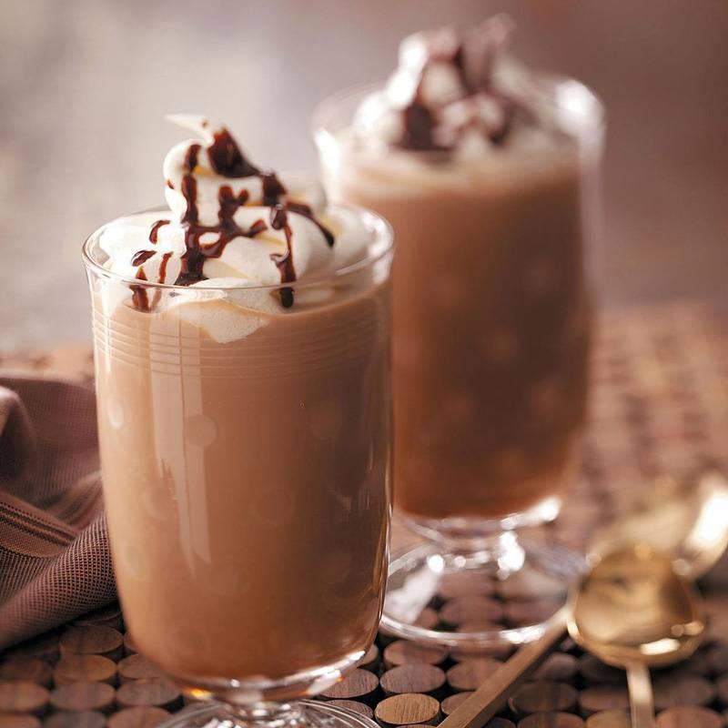 Кофе с карамелью: рецепты