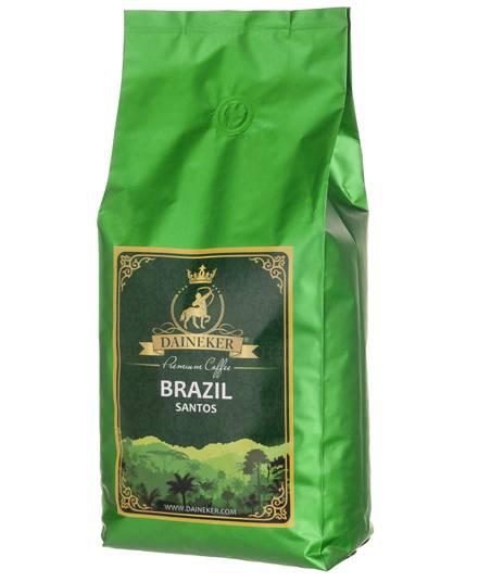 Чем знаменит кофе из бразилии