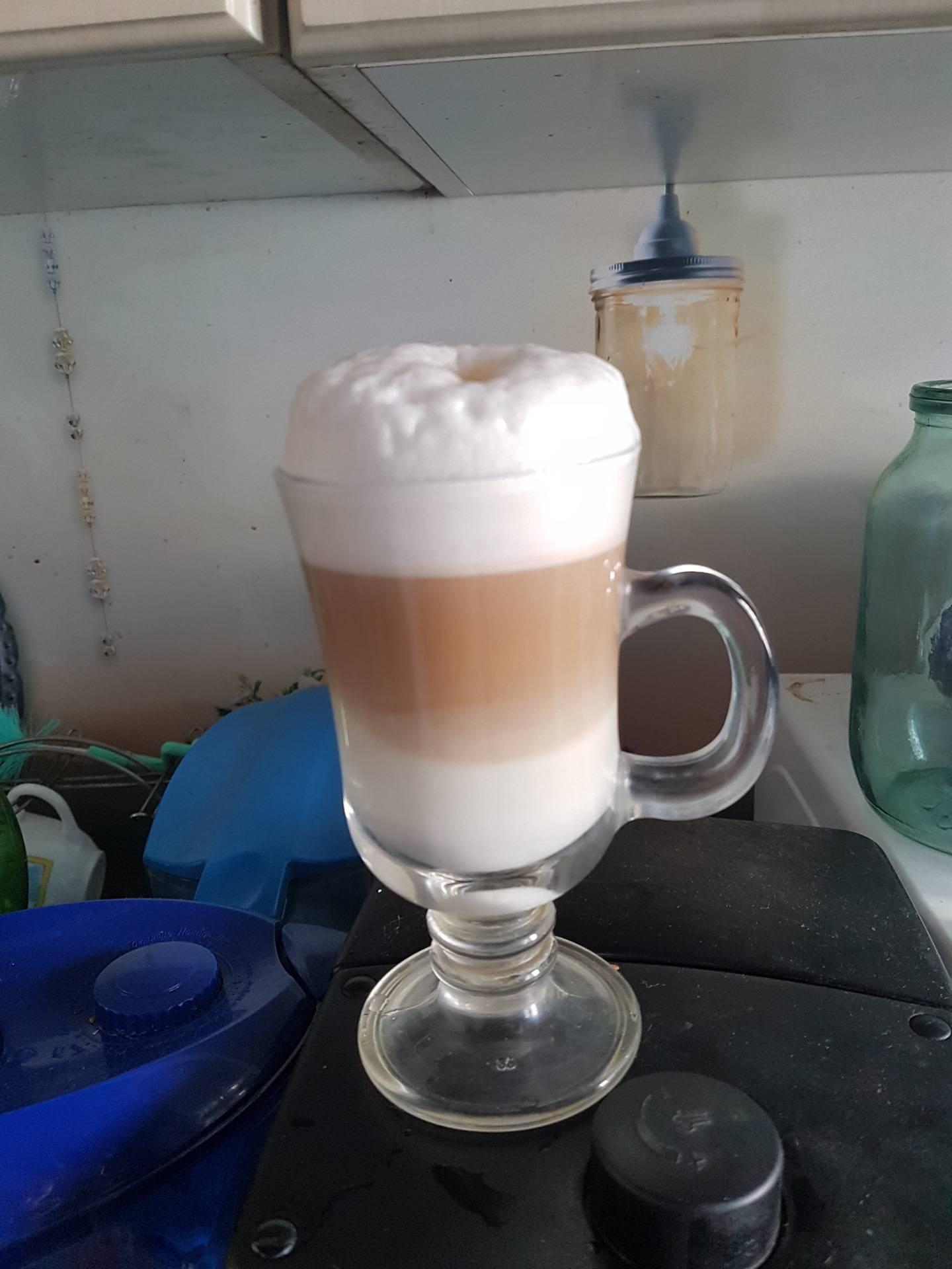 Как приготовить кофе капучино в домашних условиях -  фото, видео, отзывы