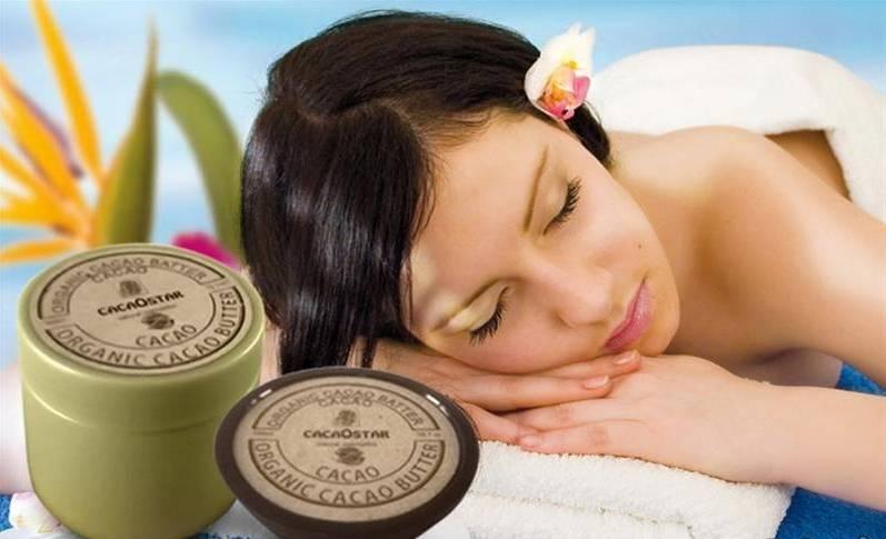 Масло какао: применение в косметологии для лица, волос и тела